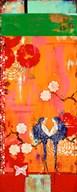 Lovebird Series 4  Fine Art Print