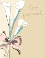 Love Bloomed Art