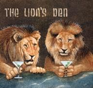 Lions Den  Fine Art Print