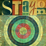 Stay on Target Art