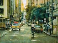 Late Summer, San Francisco  Fine Art Print