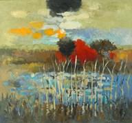 Zypher Hills Spring  Fine Art Print