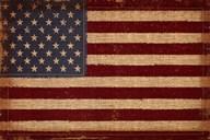 USA Strong  Fine Art Print