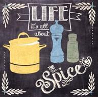 Spice of Life  Fine Art Print