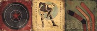 Hockey  Fine Art Print