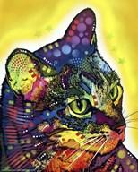 Confident Cat Art