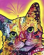 Tilt Cat Art