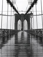 Brooklyn Bridge I  Fine Art Print