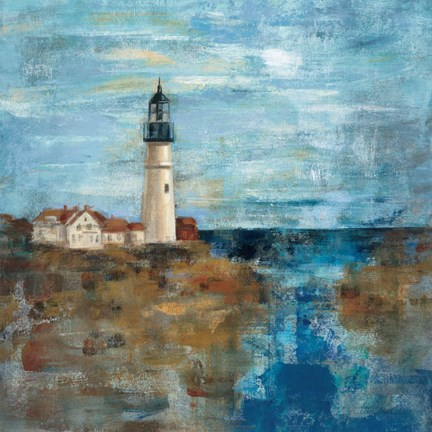 Framed Lighthouse Dream - Print