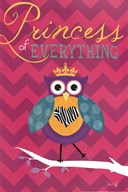 Princess of Everything  Fine Art Print
