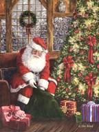 Santa's Bag  Fine Art Print