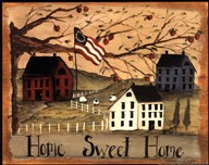 Home Sweet Homer  Fine Art Print