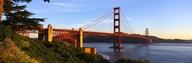 Golden Gate Bridge from a Distance  Fine Art Print