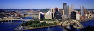 Pittsburgh Skyline  Fine Art Print
