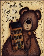 There's No Place Like Home  Fine Art Print