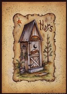 Her Outhouse