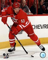 Jeff Skinner 2013-14 Action Art