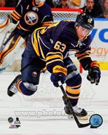 Tyler Ennis on ice 2013-14 Art
