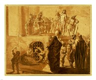 Christ Before Pilate Art