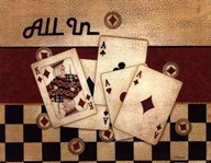 All In  Fine Art Print