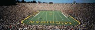 University Of Michigan Stadium, Ann Arbor, Michigan, USA  Fine Art Print