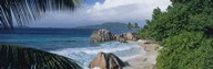 Indian Ocean La Digue Island Seychelles Art