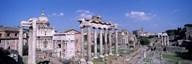 Roman Forum, Rome, Italy Art