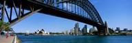 Harbor Bridge, Sydney, Australia  Fine Art Print