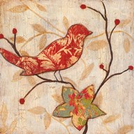 Song Bird Revisited I  Fine Art Print