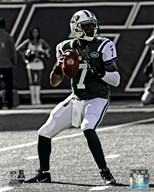 Geno Smith 2013 Spotlight Action  Fine Art Print