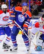 Ryan Smyth 2013-14 Edmonton Oilers Art