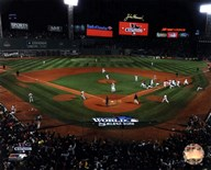 Fenway Park Game 6 of the 2013 World Series  Fine Art Print