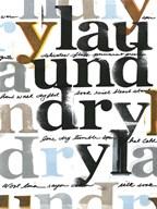 Laundry Lines IV Art