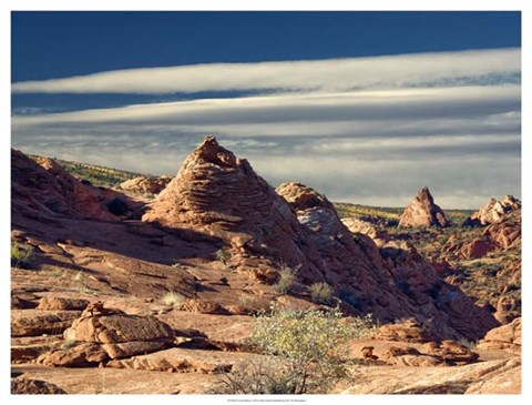 Framed Coyote Buttes Print