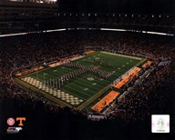 Neyland Stadium Univserity of Tennessee 2013  Fine Art Print