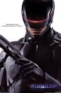 Robocop - Profile  Wall Poster
