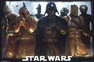 Star Wars - Bounty Hunters  Wall Poster