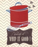 Whip It Good  Fine Art Print