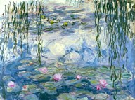 Waterlilies, 1916-19 Art