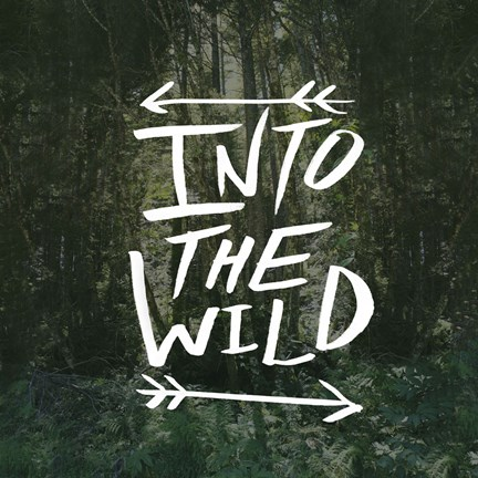 Framed Into the Wild Print