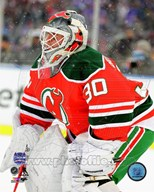 Martin Brodeur 2014 NHL Stadium Series Action Art
