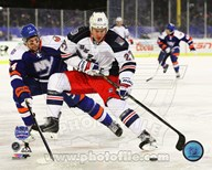 Ryan McDonagh 2014 NHL Stadium Series Action Art