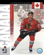 Jonathan Toews- Canada Portrait Plus Art