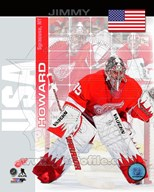 Jimmy Howard- USA Portrait Plus Art