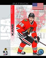 Patrick Kane- USA Portrait Plus Art
