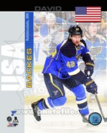 David Backes - USA Portrait Plus Art