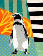 Humbold Penguin  Fine Art Print