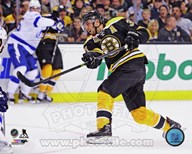 Patrice Bergeron on ice 2013-14 Art