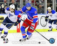 Rick Nash 2013-14 Action Art