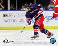 Dan Girardi on ice 2013-14 Art